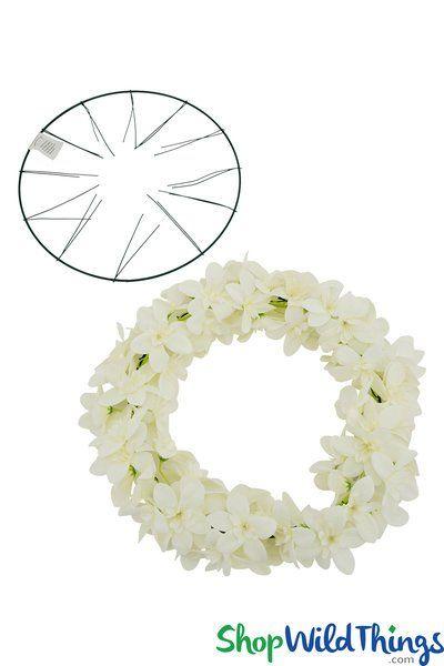 Wire Wreath Form - Single Frame - 12\