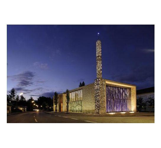 contemporary mosque, berlin