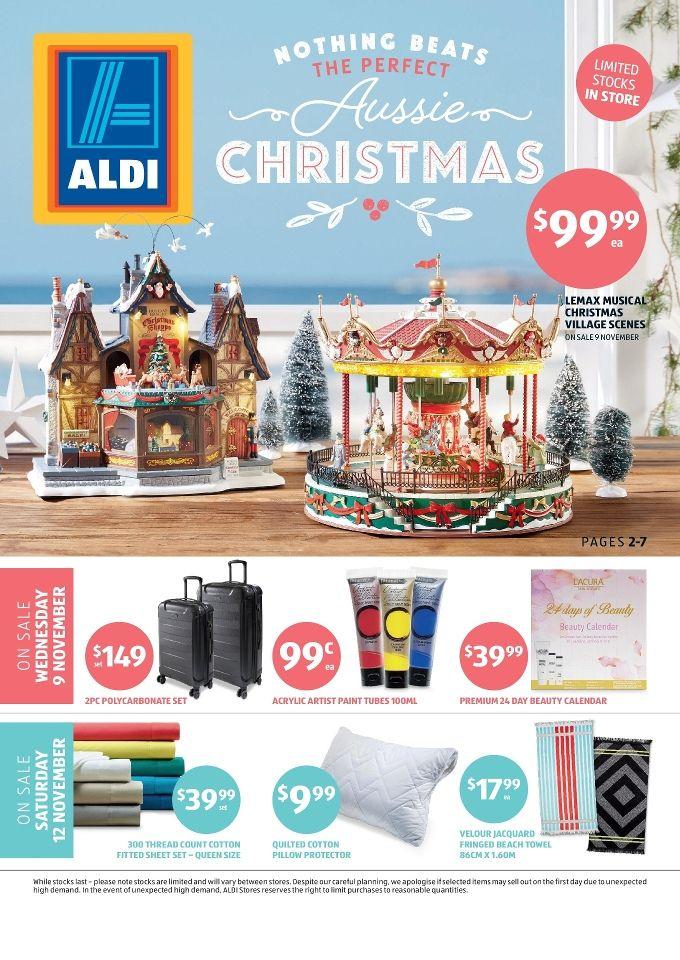 Aldi Catalogue Specials, 9 15 November 2016 http
