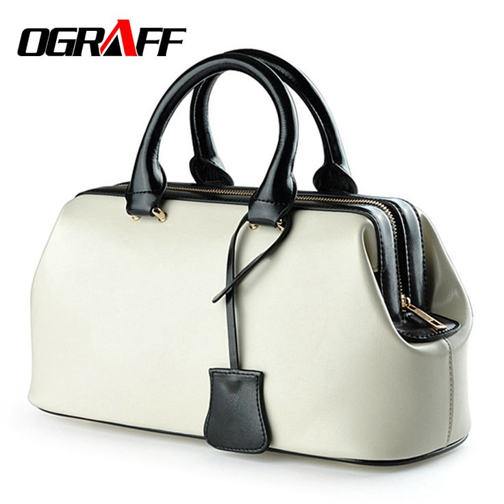 OGRAFF 2017 Genuine leather bag dollar price luxury handbags women bags designer famous brands vintage handbags messenger bags-in Top-Handle Bags from Luggage & Bags on Aliexpress.com | Alibaba Group