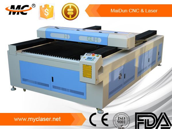 1325 cnc desktop laser cut wood laser wood engraver cutting machine Achieve the requirements for over-large format cutting and engraving, and could be satisfied diverse conventional boards. Customers can choose their mostly prefer working table according to your processing requirements.