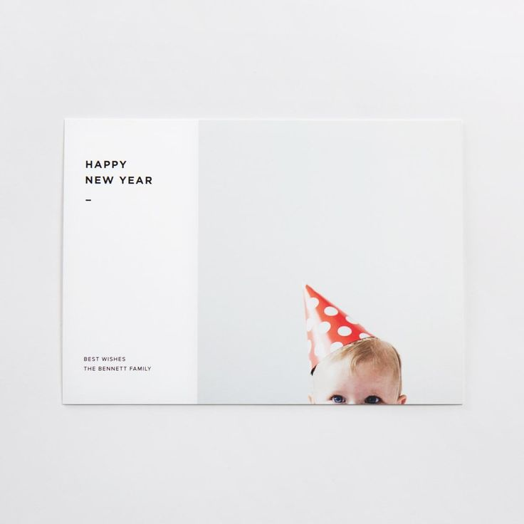 Best 25+ New year card design ideas on Pinterest | New year card ...