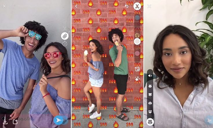 SnapChat add many new custom filters for free. now users can add a URL, change backgrounds and multiple voice in live video.