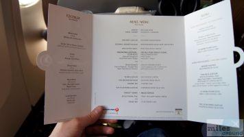 Comfort Class Menu - Check more at http://www.miles-around.de/trip-reports/premium-economy/turkish-airlines-boeing-777-300er-comfort-class-istanbul-nach-los-angeles/,  #Airport #avgeek #Aviation #Boeing #ComfortClass #Flughafen #FRA #IST #LAX #LEJ #Lufthansa #Trip-Report #TurkishAirlines #USA