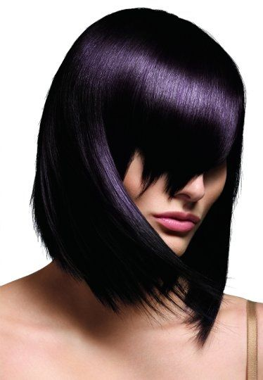 I love purple hair AND LOVE THIS COLOR