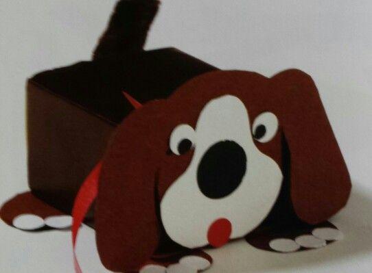 Afbeeldingsresultaat voor knutselen honden