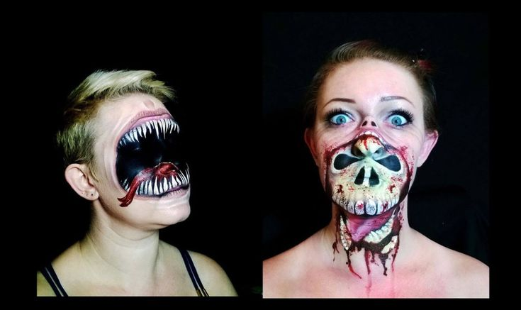 Make-up+Artist+Paints+the+Most+Mind-Fucking,+Scary+Halloween+Masks :http://art-sheep.com/make-up-artist-paints-the-most-mind-fucking-scary-halloween-masks/
