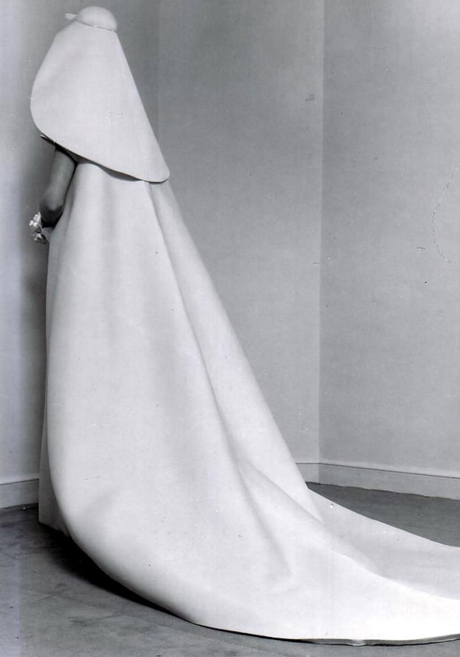 Cristobal Balenciaga was 'The Master of Us All' deemed by Christian Dior. Balenciaga was a master of craft and skill, a master technician who created garments that were innovative and in a league of their own. The could literally stand on their own. Major influences of his occurred after World War II.