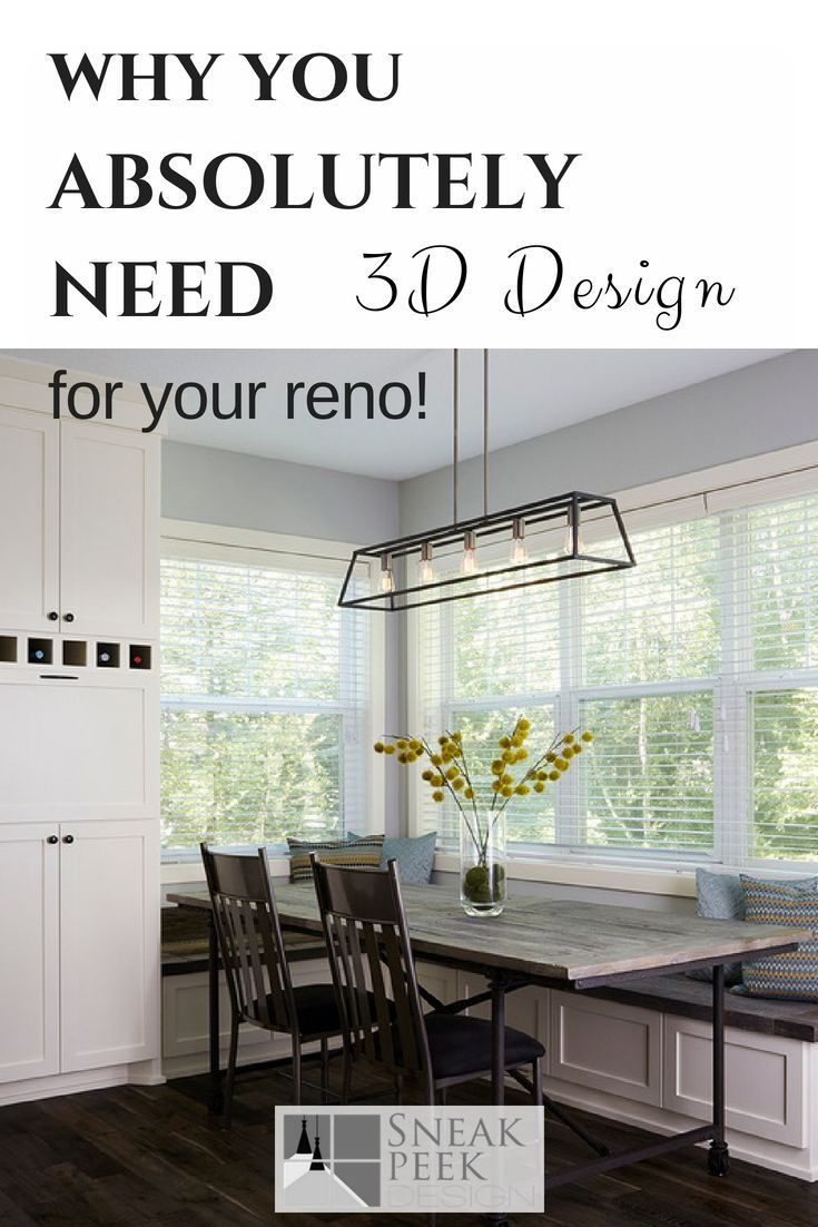 Remodeling Your Home Here S Why You Need A Sneak K First Design Will Create Custom E For That Love