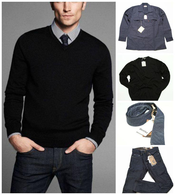 Outfit de toamna pentru barbati #543 #haine #outlet