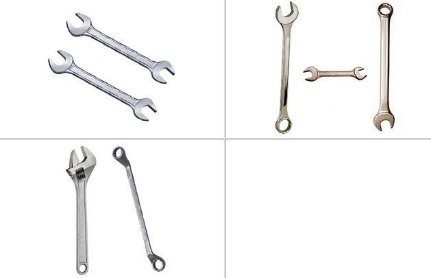 Drop Forged Steel Spanners #DropForgedSteelSpanners #SteelSpanners