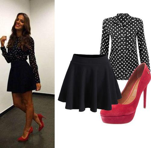 coisas de kel: Inspire - se no look: Bruna Marquezine