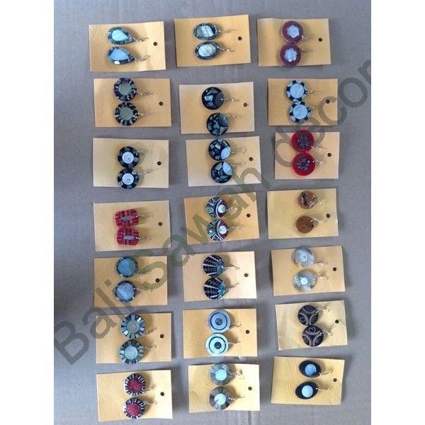 earing collection by bali sawah decor