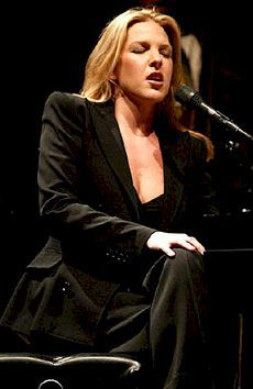 Diana Krall: She put on a such a great show, despite having a cold. I would see her again!