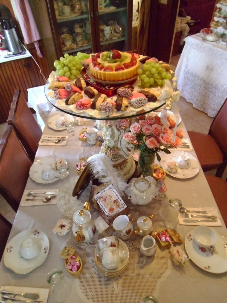 A Valentine S Tea My Tea Salon Pinterest Teas Tea