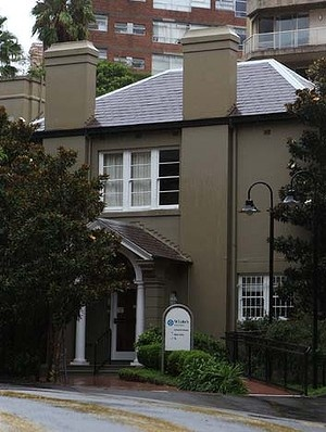 They live in Sydney's Lulworth House that nursing home in Sydney.
