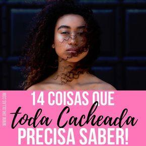 COMO CUIDAR DE CABELOS CACHEADOS E CRESPOS