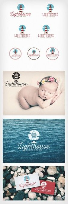 Design logo for Lighthouse Photo Studio by Project 4