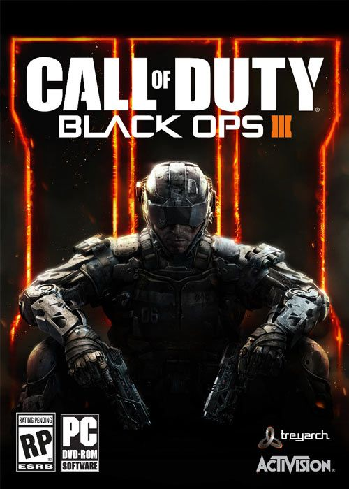 Call Of Duty Black Ops III Steam CD Key click for more information