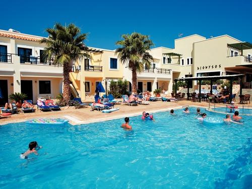 Dionysos Studios & Apartments, Stalis, Crete, Greece