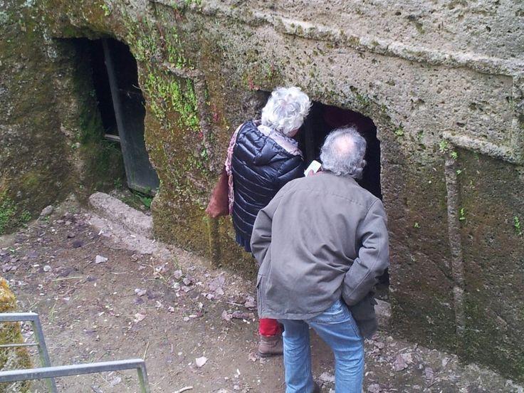 Visita alla tomba #invadiamoilmuseomanzi