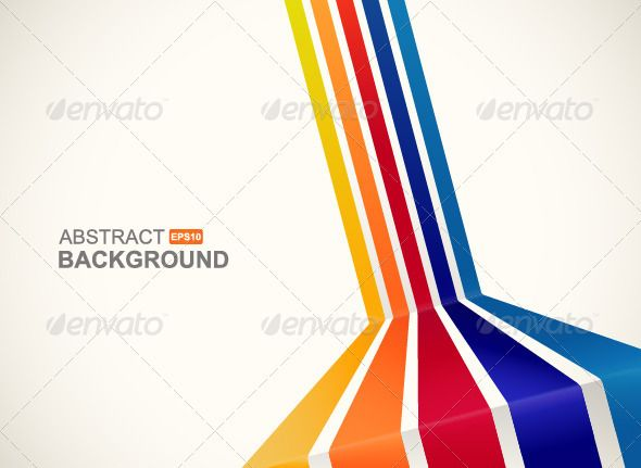 Abstract Layout Design - Backgrounds Decorative