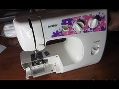 Tutorial for the next time I need a refresher.... How to Thread Brother LS2000 sewing machine - YouTube