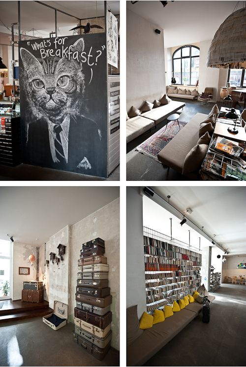 11 best images about prenzlauer berg on pinterest shops coffee guide and r - Berlin hotel michelberger ...