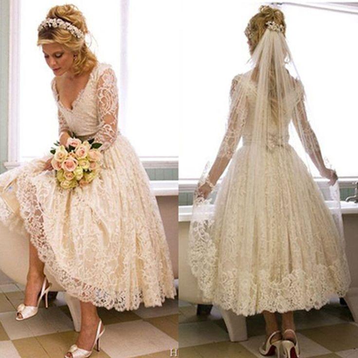 11 best Kurze Brautkleider images on Pinterest | Wedding frocks ...
