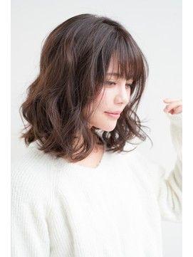 【2019年春】【VIRGO】40代50代 前髪なしのゆるふわ