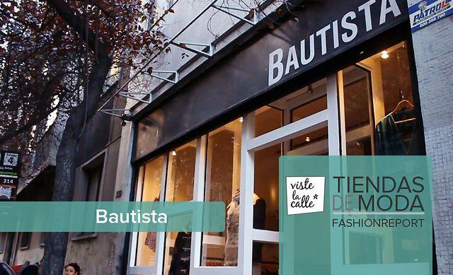 Tiendas de Moda: Bautista by VisteLaCalle
