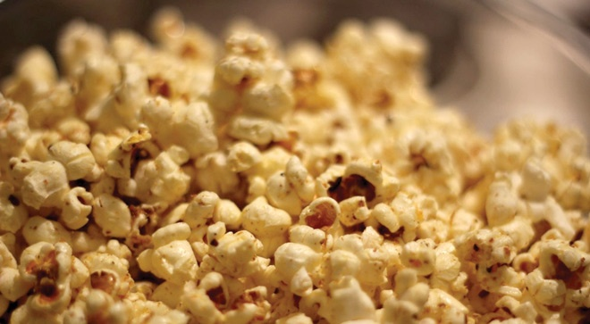 Curry Popcorn | Guilty Pleasures | Pinterest
