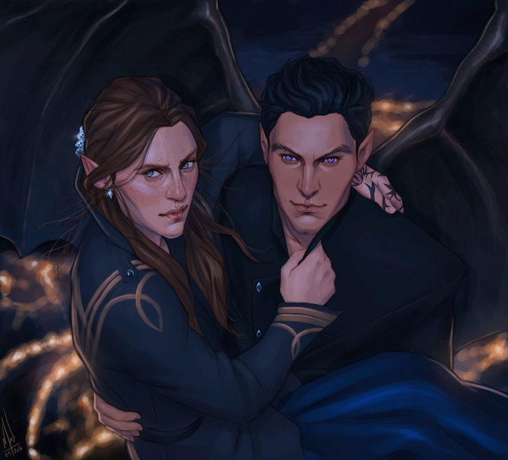 Not really how I pictured feyre but still amazing