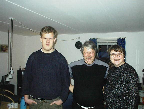 Fødselsdag 2003 Nevø, Bror og tidligere svigerinde