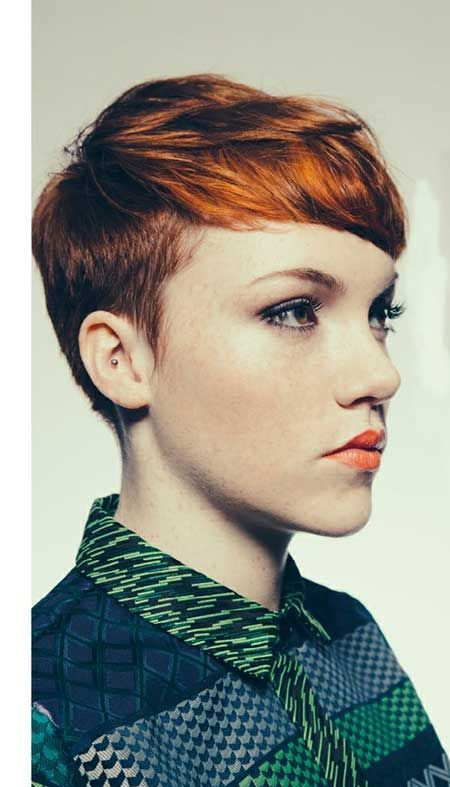 Can't get enough of this adorable pixie! #hairstyle #beauty