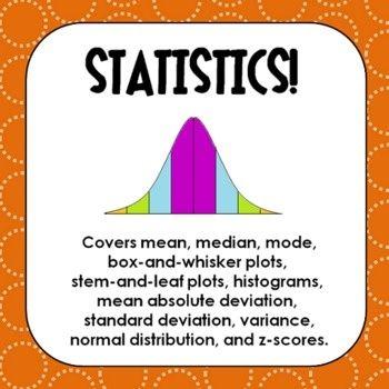 all of statistics mean mode median standard deviation pdf