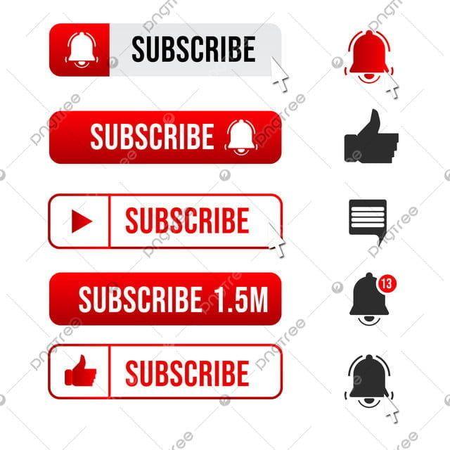 يوتيوب تعيين زر الاشتراك موقع يوتيوب الإشتراك زر الاشتراك Png والمتجهات للتحميل مجانا Youtube Logo Youtube Logo Png Youtube Banners