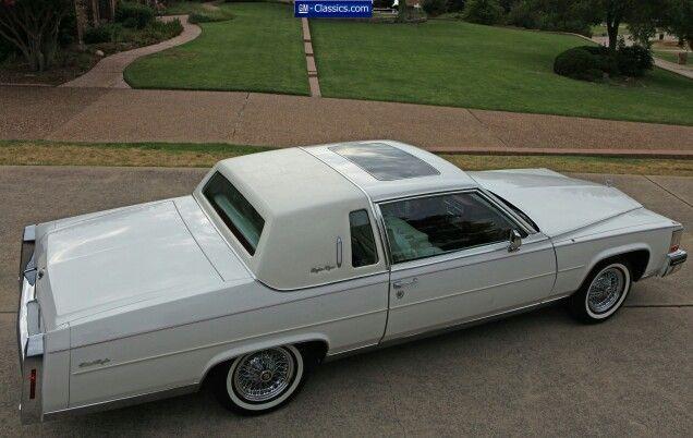1985 Cadillac Fleetwood Brougham DeElegance Coupe