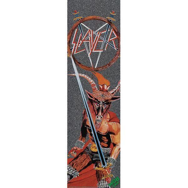 """Mob Slayer No Mercy 9"""" x 33"""" Skateboard Grip Tape"""