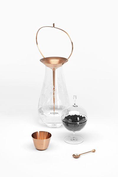 still, water, formafantasma, copper, glass, healing, science