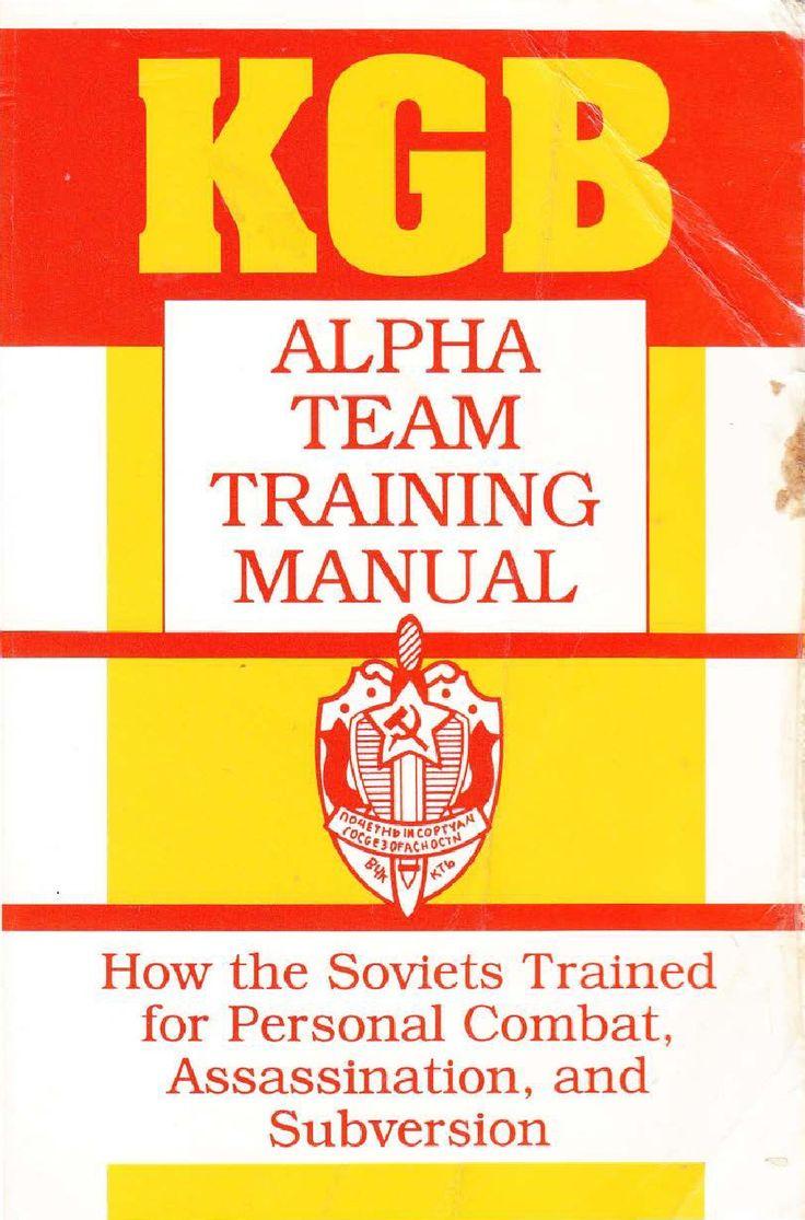 Dolmatov, I.a - KGB. Alpha Team Training Manual. Paladin Press, USA. 1993 | Scribd