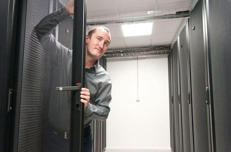 PHPNET, mais qui se cache derrière toutes ces montagnes de serveurs?!