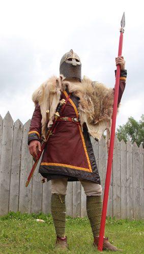 6-7th C. Anglo-Saxons -  Wulfheodenas History Society -  http://www.wulfheodenas.com/