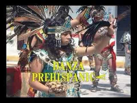 Teotihuacan Danza Prehispanica Azteca (Aztec Dance)