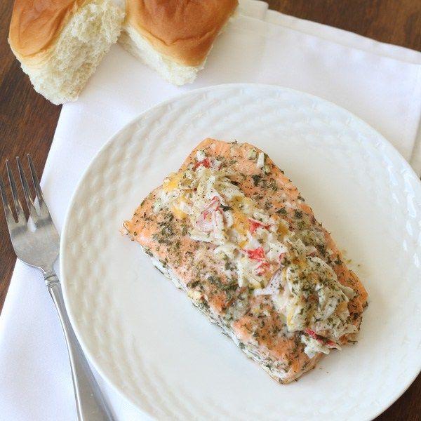 Stuffed Salmon: Pinterest • The World's Catalog Of Ideas