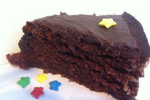 Den nemme Chokoladekage - FOODBLOGGING