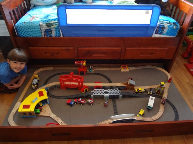1000+ images about Kids Train Table on Pinterest | Train tracks ...