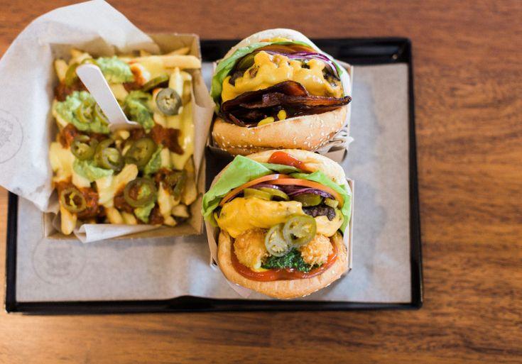 Rude Burgers, Refined Produce | Broadsheet Melbourne - Broadsheet