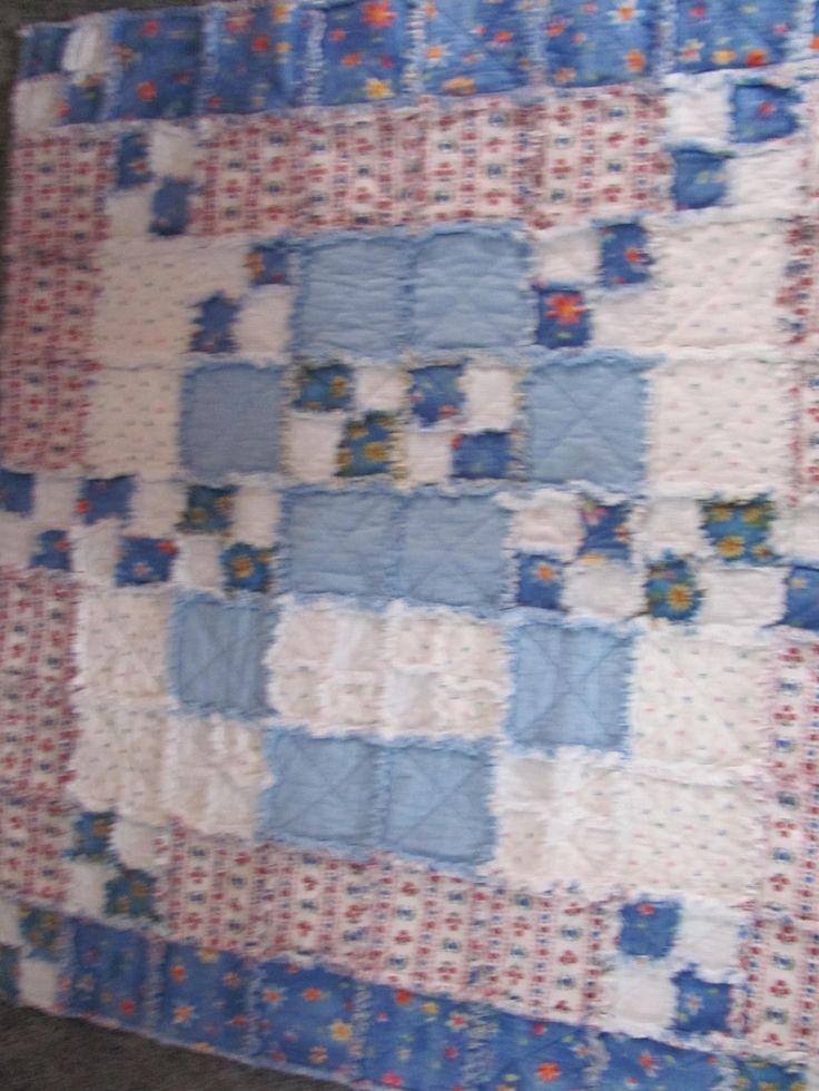 Rag Quilt Ideas Pinterest : Best 25+ Flannel rag quilts ideas on Pinterest Rag quilt, Receiving blanket size and DIY easy ...