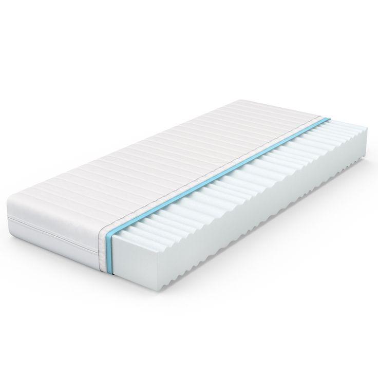 VitaliSpa® Calma Comfort Plus  Marken Kaltschaum7 Zonen Schaum Matratze 120x200 H2